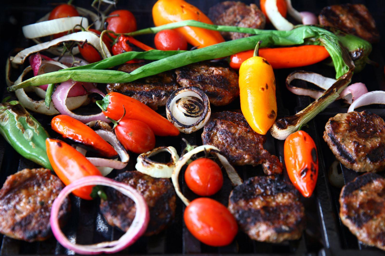 وصفة أسياخ لحم البقر المتبل