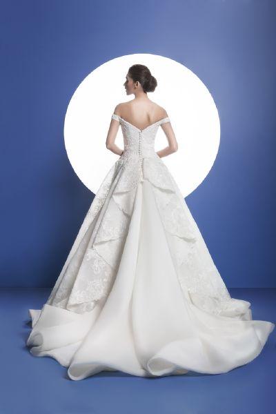 EsposaCoutureتُبهر الأنظار بمجموعتها الخاصة بالأعراس
