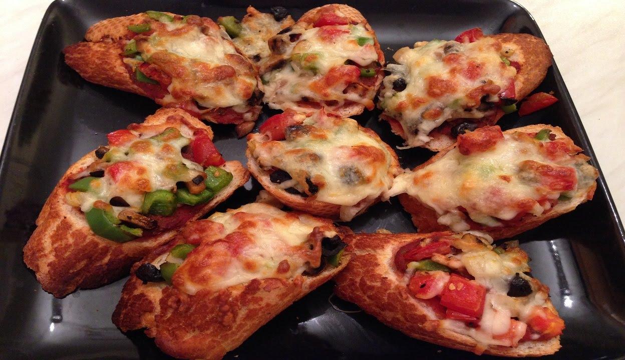 طريقة عمل بيتزا علي الطريقة الفرنسية
