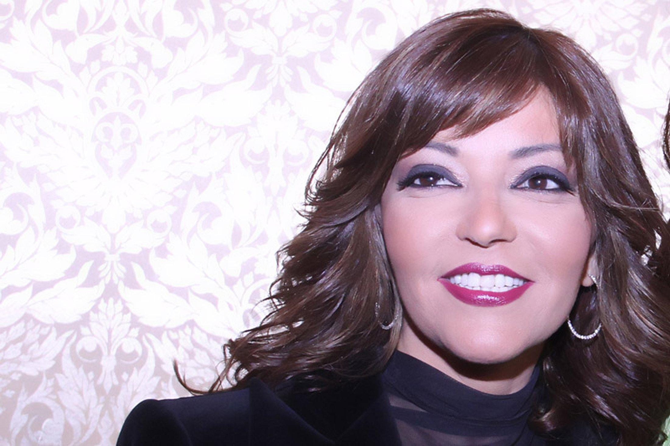 """سميرة سعيد تغني تتر مسلسل """"ارض جو"""""""