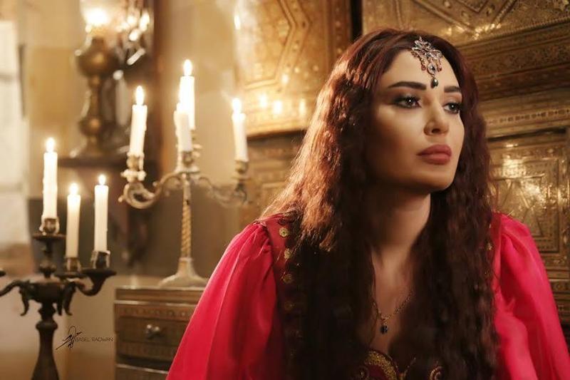النجمة اللبنانية الأجمل في مسلسلات رمضان 2017