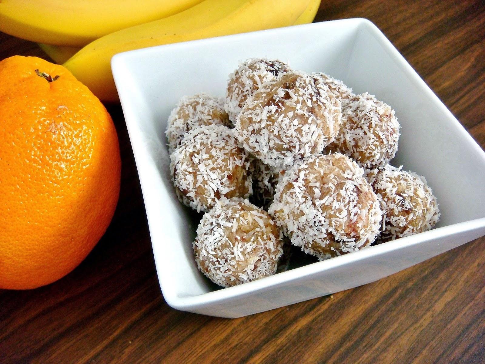 حلويات رمضان وصفة كرات التمر بالقرفة