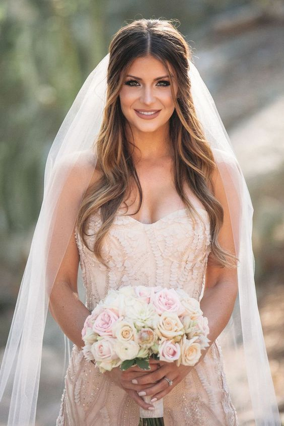 مكياج عروس ناعم لاصحاب البشرة السمراء