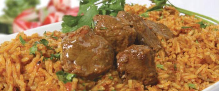 اكلات رمضان طريقة اعداد كبسة لحم بنكهة البرتقال من المطبخ العربي