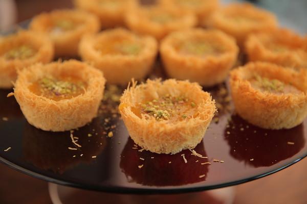 حلويات رمضان طريقة تحضير حلوي كب كيك الكنافة