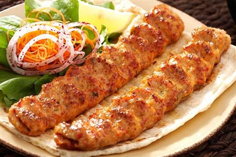 طريقة عمل كفتة دجاج مشوية لإفطار رمضان