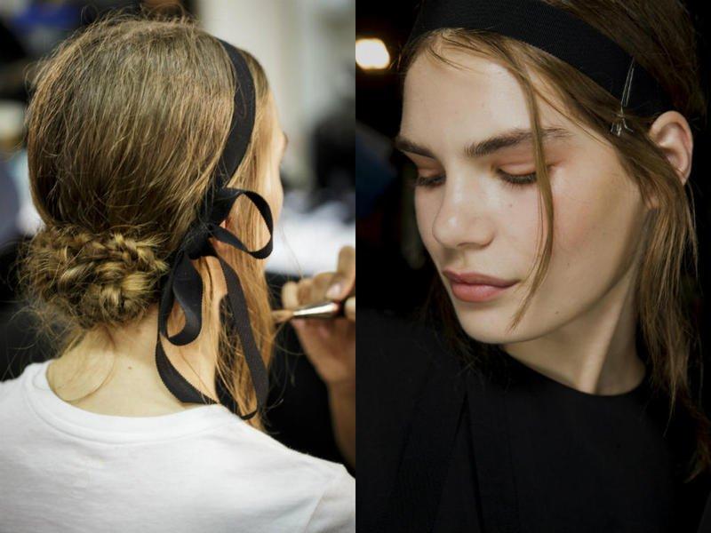 احدث موديلات اكسسوارات الشعر للبنات فى العيد