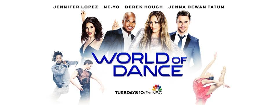 جينيفر لوبيز في برنامج World of Dance