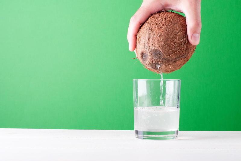 فوائد ماء جوز الهند في رجيم الصيف لخسارة الوزن