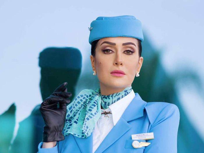 غادة عبد الرازق تنجو من الموت في الحلقة 14 من مسلسل أرض جو