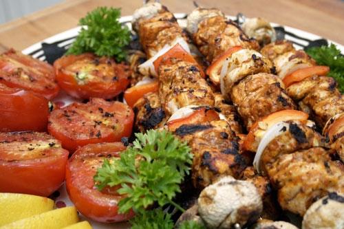 اكلات رمضان طريقة تحضير شيش برك بالصلصة الحمراء