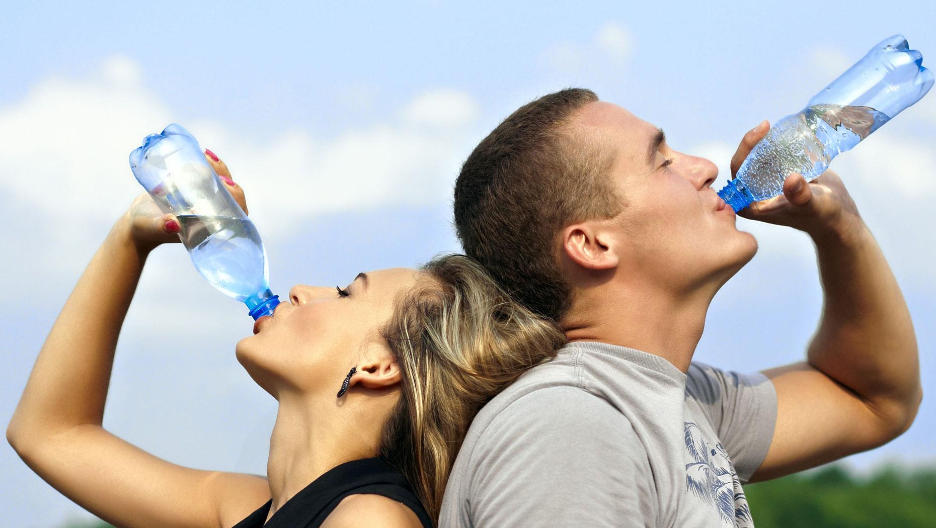 رجيم الماء لانقاص 7 كيلو من الوزن في اسبوع