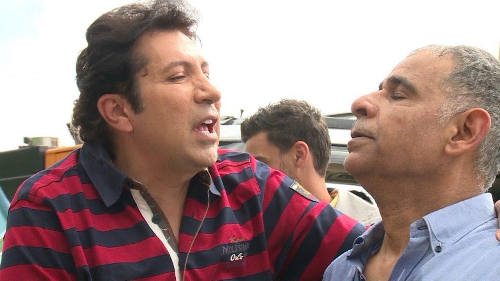 سليمان عيد ضحية الحلقة 12 من برنامج هاني هز الجبل