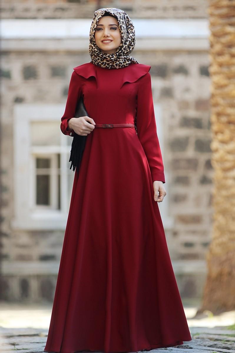 احدث صيحات لفات الحجاب والوانة في عيد الفطر