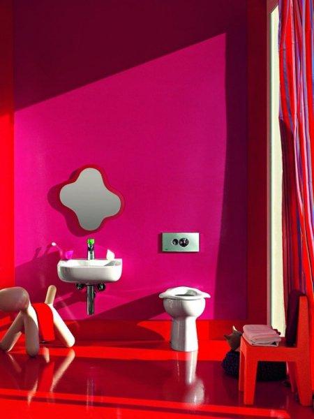 ألوان-مبهجة-لحمام-الاطفال