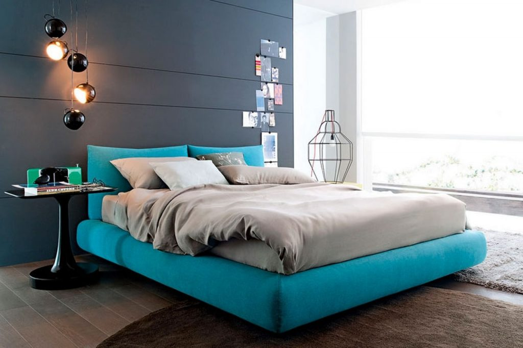 افكار-تصاميم-غرف-نوم-شباب-باللون-الازرق-والرمادي- (5)