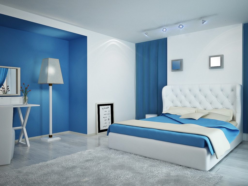 افكار-تصاميم-غرف-نوم-شباب-باللون-الازرق-والرمادي- (8)