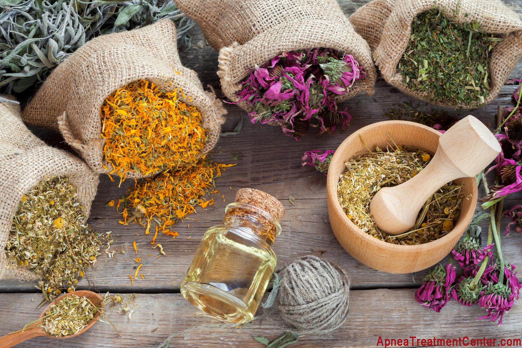 علاج الصداع بالاعشاب