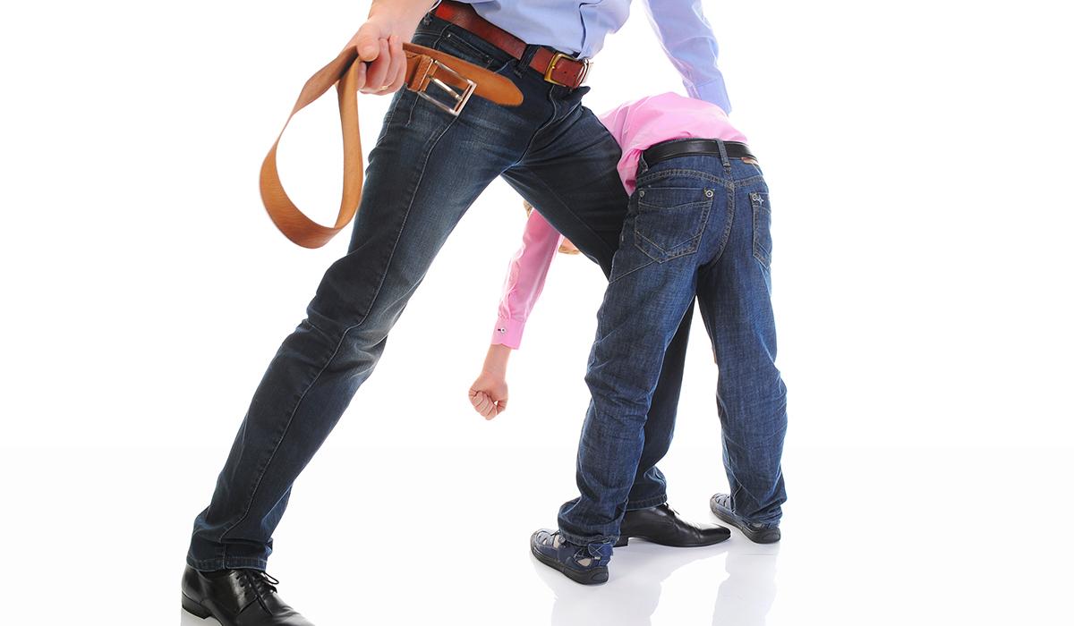 العنف الجسدي الممارس على الاطفال