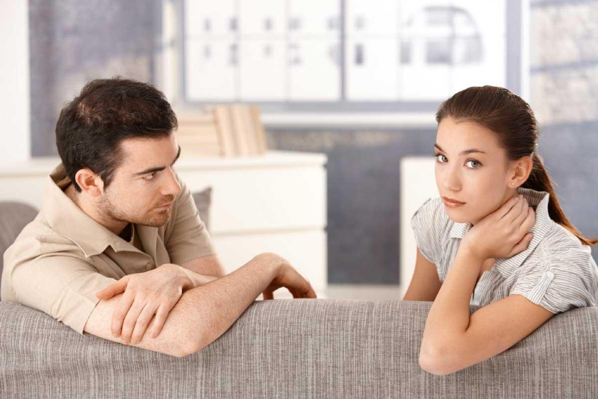 التعامل مع الزوج الأناني