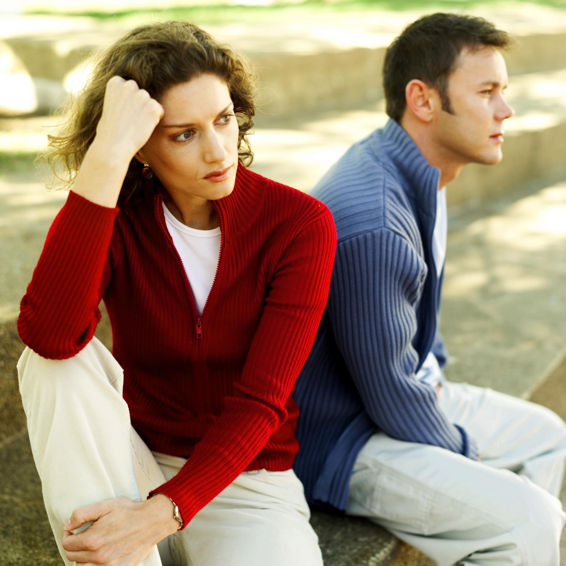 طلاق الزوجين