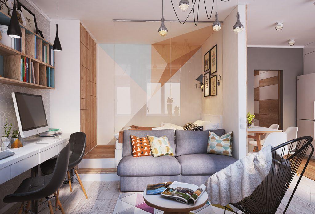 بالصور-ديكورات-وافكار-ذكية-لغرف-المنزل-الضيقة- (17)