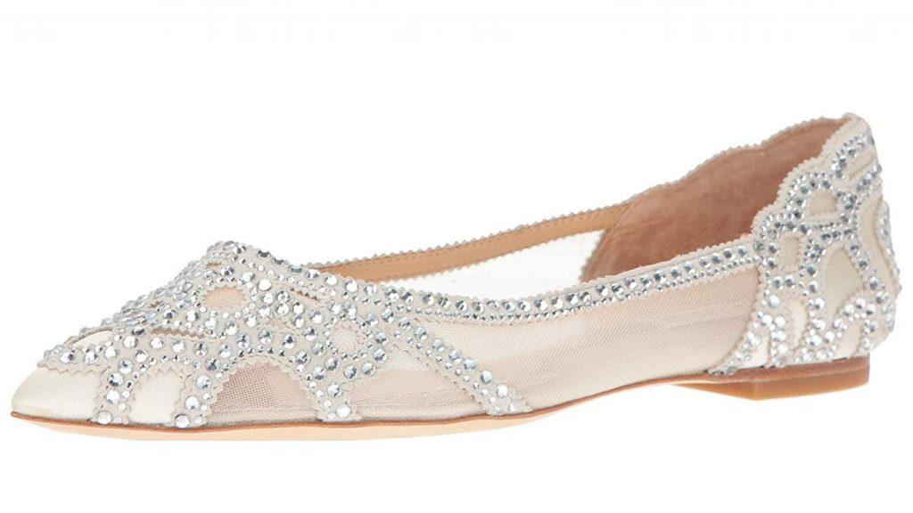 حذاء-مسطح