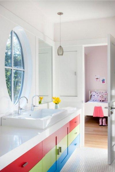 خزانة-ملونة-ديكورات-اطفال