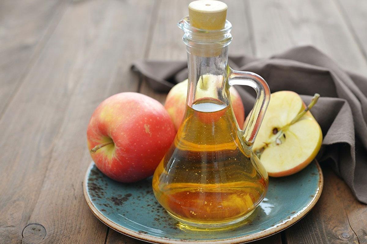 استخدامات خل التفاح في المطبخ