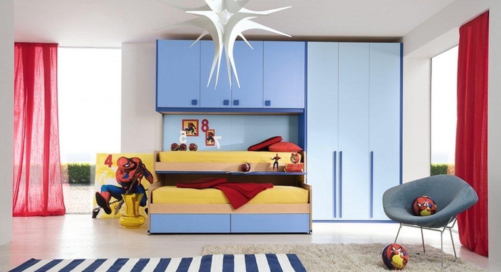 ديكورات-غرف-نوم-اطفال-بالوان-مبهجة-2017- (12)