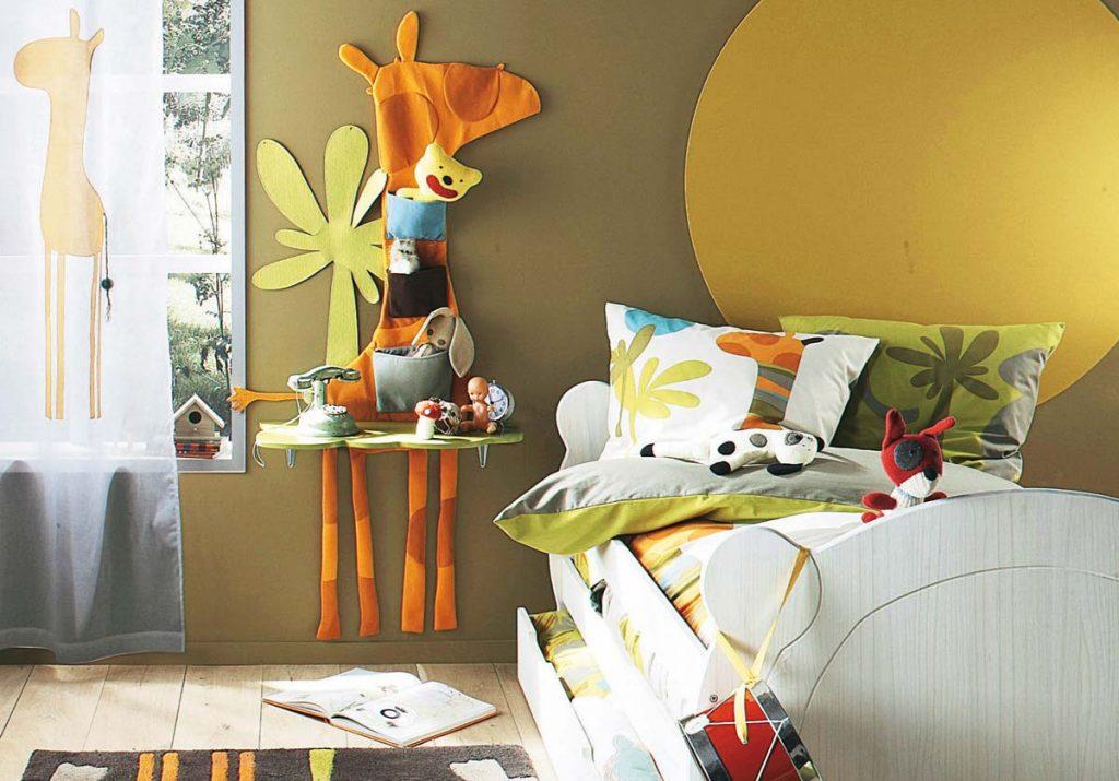 ديكورات-غرف-نوم-اطفال-بالوان-مبهجة-2017- (5)