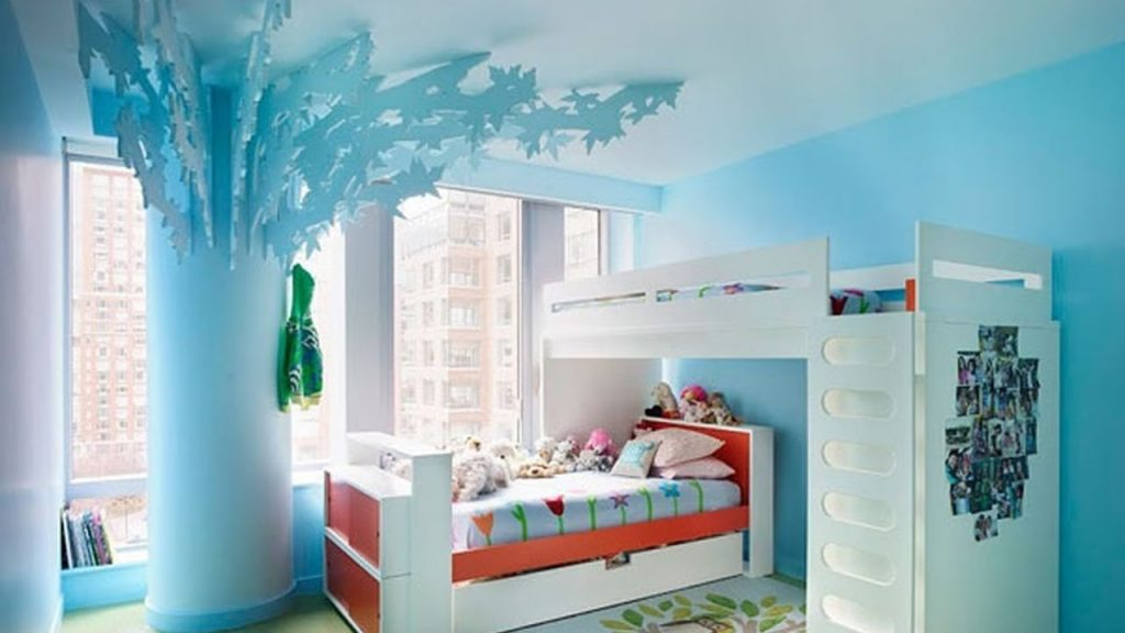 ديكورات-غرف-نوم-اطفال-بالوان-مبهجة-2017- (6)