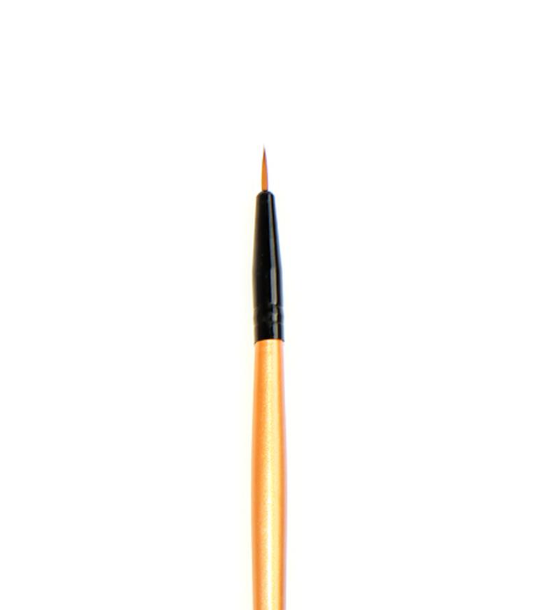فرشاة  لرسم الآي لاينر