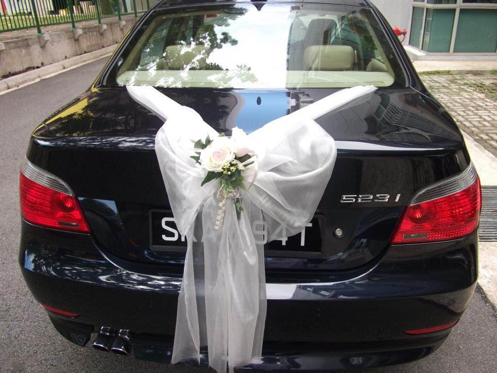 زينة-سيارة-زفاف