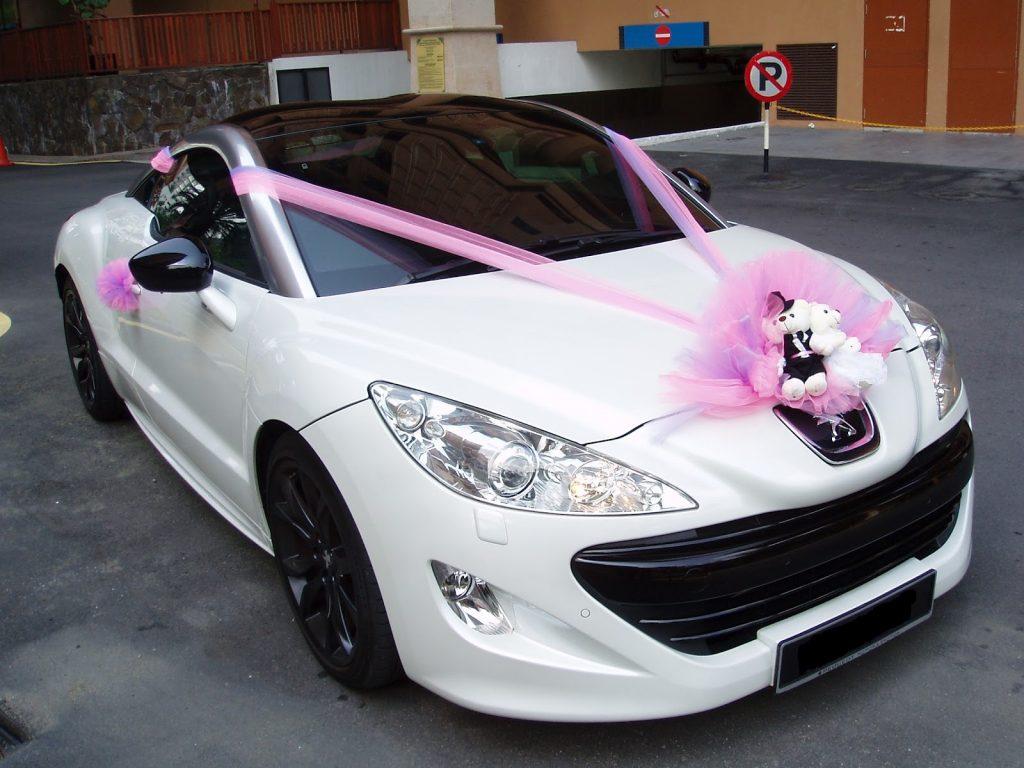 سيارة-زفاف