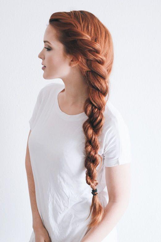ضفيرة-شعر-طويل