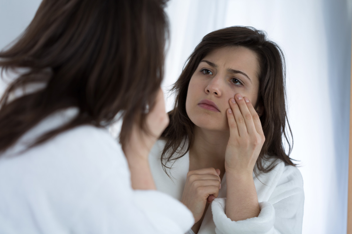 علاج العيون المتعبة