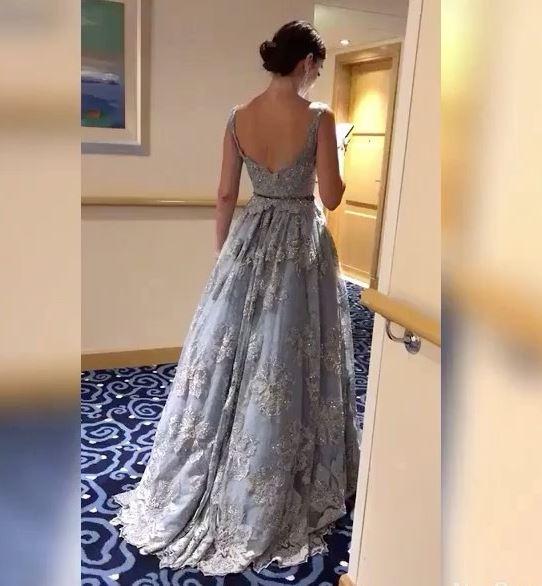 فستان-ازرق