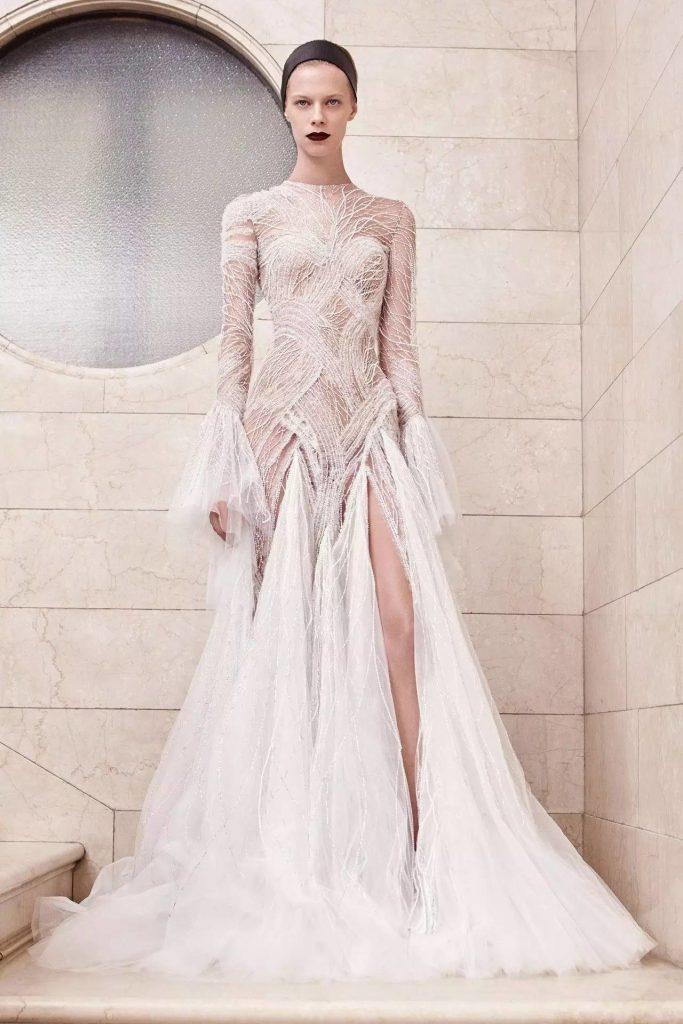 فستان زفاف-شتاء2018