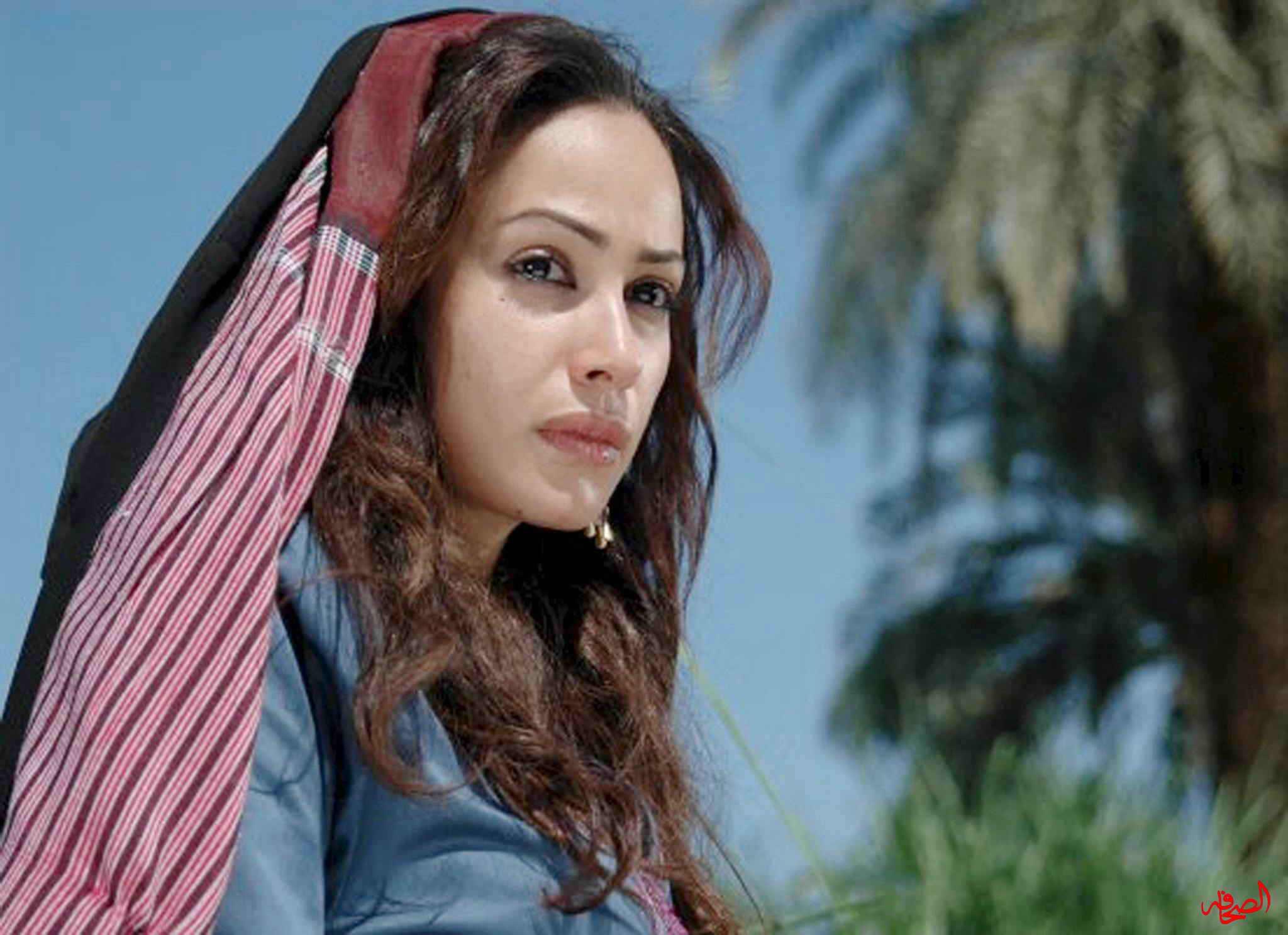 الفنانة هند صبري