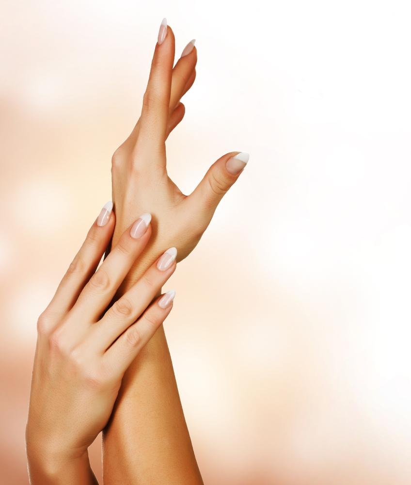 يد ناعمة