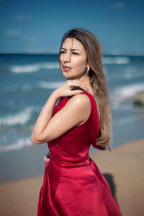 فستان-احمر
