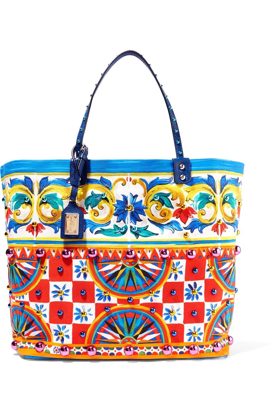 تشكيلة حقائب يد كبيرة لرحلات صيف 2017