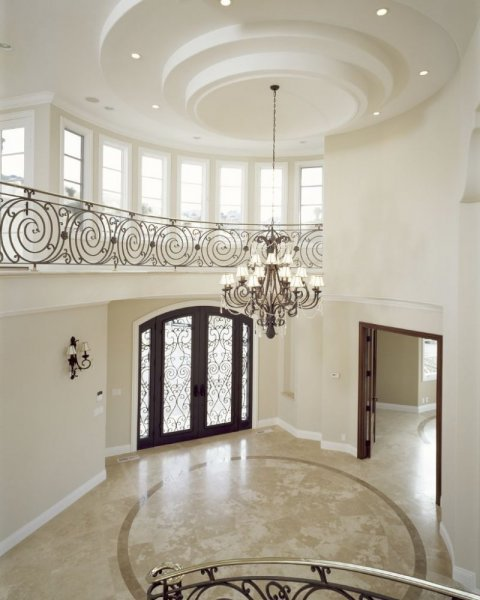 28 Best Stairway Decorating Ideas And Designs For 2019: اجمل ديكور جبس مداخل وممرات المنزل موضة 2017