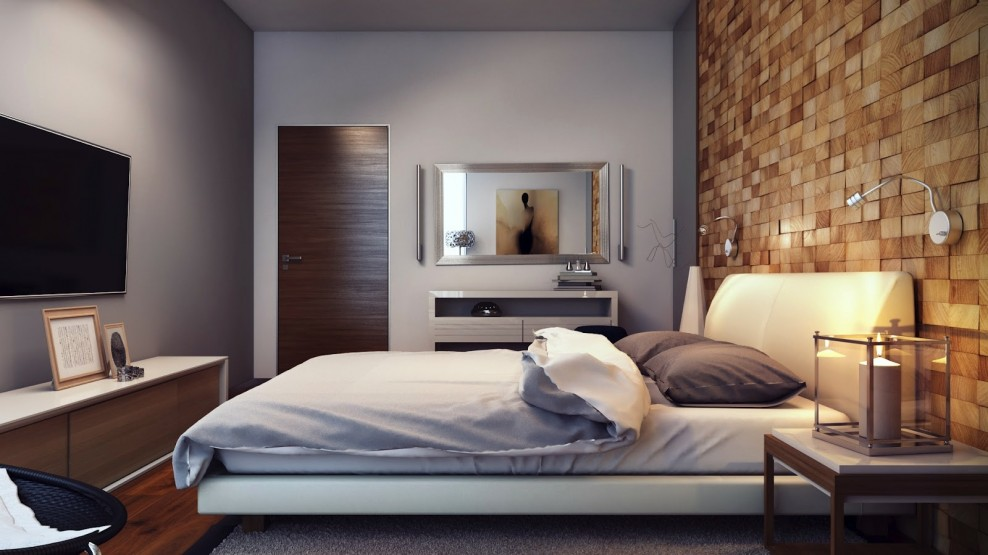 احدث-الوان-دهانات-واشكال-غرف-النوم- الخشب-2017- (10)