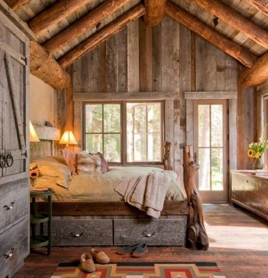 احدث-الوان-دهانات-واشكال-غرف-النوم- الخشب-2017- (11)