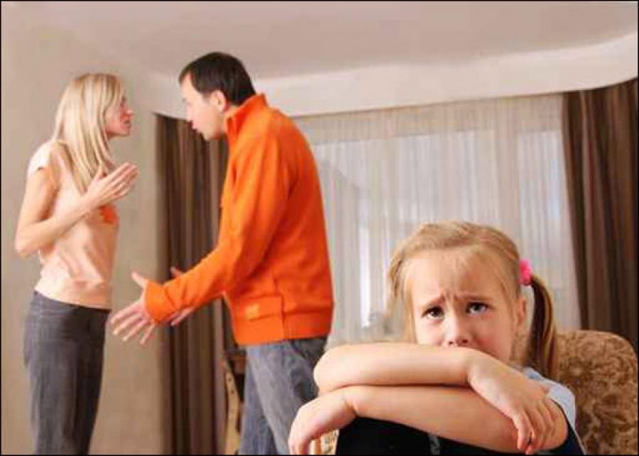 اسباب العنف الاسري وتأثيره على الاطفال