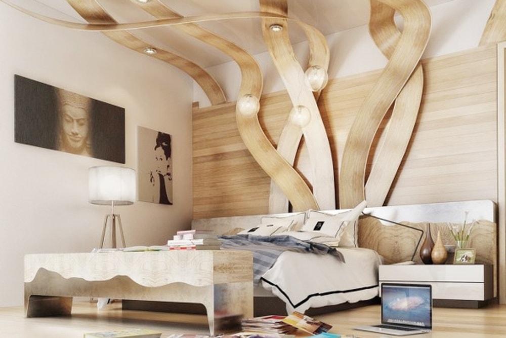 الوان-ديكورات-غرف-نوم-مستوحاة-من-اشكال- الطبيعة- (11)