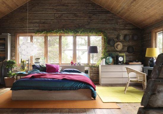 الوان-ديكورات-غرف-نوم-مستوحاة-من-اشكال- الطبيعة- (3)