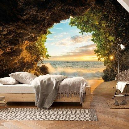 الوان-ديكورات-غرف-نوم-مستوحاة-من-اشكال- الطبيعة- (6)